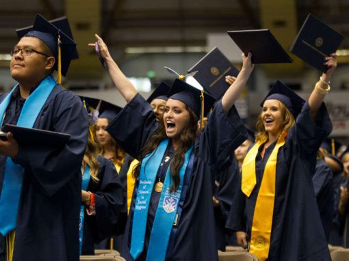 RISING GRADUATION RATES